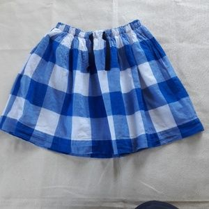 Crewcuts by JCrew girls' skirt size 8